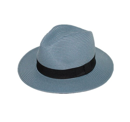 Straw panama hat for gentlemen